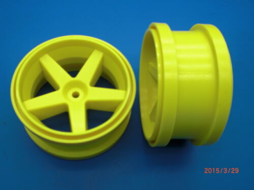 Genuine Lauterbacher off-road-rims yellow for FG Marder