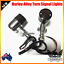 4x-chrom-alloy-motorcycle-turn-signal-indicator-light-Harley-chopper-cafe-custom thumbnail 1
