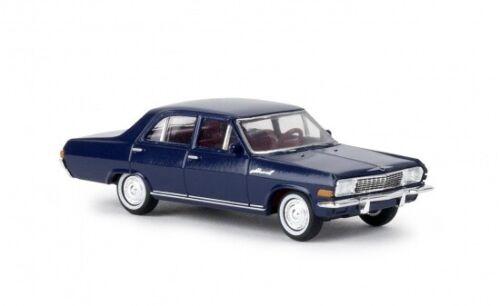 1:87 Brekina Opel almirante-nocturnoblau #20754