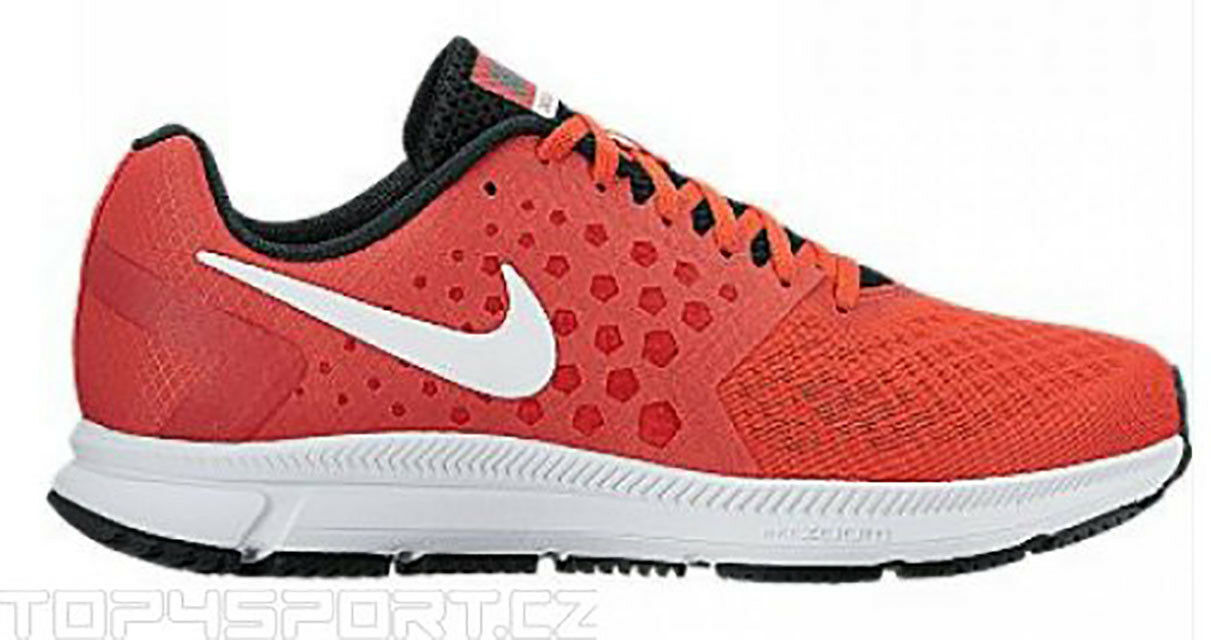 NEW Nike air zoom span Running mens shoes red 852437-601 SZ 14