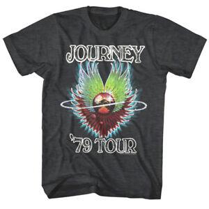 OFFICIAL-Journey-Evolution-Tour-1979-Men-039-s-T-Shirt-Rock-Band-Concert
