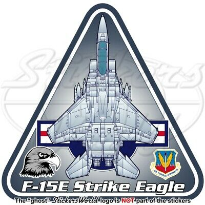 McDonnell Douglas-Boeing F-15QA STRIKE EAGLE QATAR Air Force Qatari F-15 Sticker