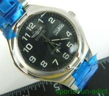 NIB INVICTA Automatic Black Face 20 Jewel 50M Wristwatch 9867 w/BOX