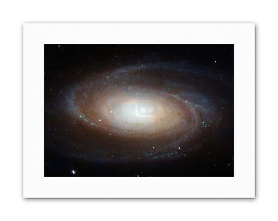 SPIRAL GALAXY NEBULA STARS DEEP SPACE ART PRINT POSTER PICTURE BMP2155B