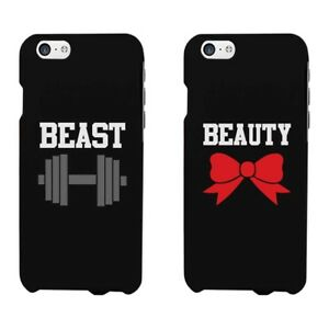 c29eaddaef The New Iphone 6 Case Cover - Beauty and the Beast Matching Couple ...