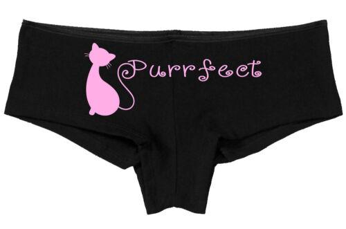 PURRFECT kitty cat neko pet play cute boyshort panties underwear kitten ddlg hot