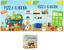 Childrens-Crescere-Il-Tuo-Giardino-Erbe-Pizza-Condimenti-Set-amp-POT-Pittura-Kit-Craft miniatura 4