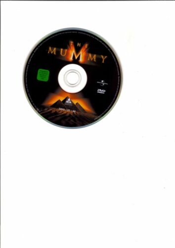 1 von 1 - Die Mumie - Collector`s Edition - DVD - ohne Cover #316