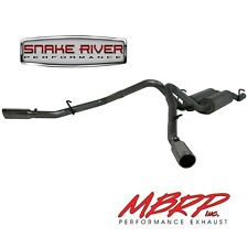MBRP DUAL SIDE STAINLESS EXHAUST 03-07 CHEVY SILVERADO GMC SIERRA 1500 HD 6.0L