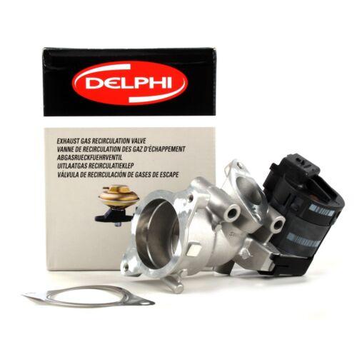 DELPHI AGR Ventil FORD C-MAX FOCUS GALAXY KUGA MONDEO S-MAX 2.0 TDCi