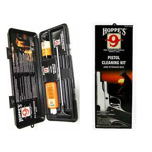 Handgun Cleaning Kit .357 Caliber 9mm Pistol Cleaning Kit Bore Brush and Jag