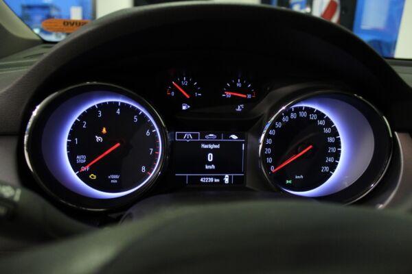 Opel Astra 1,0 T 105 Enjoy ST billede 11