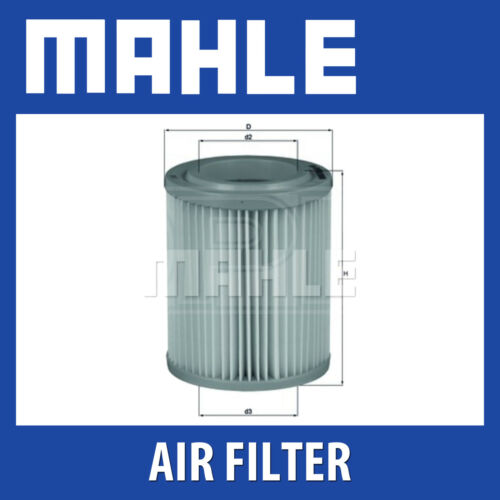 FR-V-Genuine PART MAHLE Filtro aria lx1768-si adatta a HONDA CIVIC