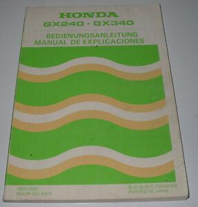Betriebsanleitung-Honda-GX-240-GX-340-GX240-GX340-Manual-De-Explicaciones