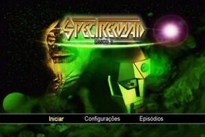 SPECTREMAN EN 8 DVDS