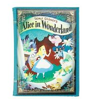 Disney Alice In Wonderland Mini Universal Tablet Folio Case Ipad Mini
