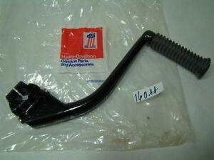 eps16044 new harley kick start pedal nos 33060 77 black. Black Bedroom Furniture Sets. Home Design Ideas