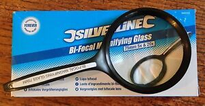 BI-FOCAL-MAGNIFYING-GLASS-CHOICE-OF-SMALL-75mm-amp-LARGE-100mm-PRECISION-LENS