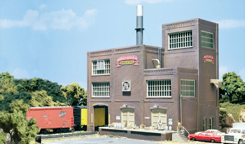 Woodland Scenics DPM 40200, HO Scale, biancawater Brewing