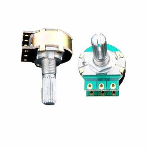 DACT-Type-SMD-Stepped-Attenuator-21-Step-Volume-Control-100K-Without-Foot-Handle