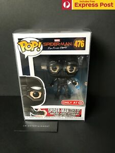 SPIDER-MAN-FAR-FROM-HOME-STEALTH-SUIT-GOGGLES-UP-FUNKO-POP-VINYL-FIGURE-476-NEW