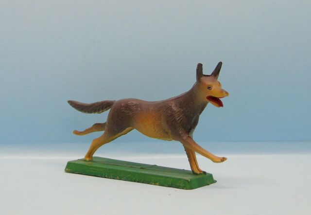 RO10/16/51 STARLUX / FRANCE / FERME /  CHIEN BERGER ALLEMAND GUEULE OUVERTE