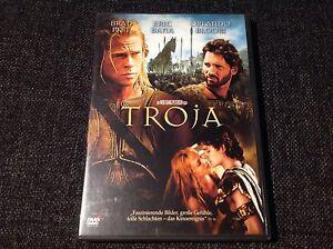 Troja (2006) DVD mit Brad Pitt und Orlando Bloom - Deutschland - Troja (2006) DVD mit Brad Pitt und Orlando Bloom - Deutschland