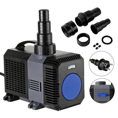 Pond Pump Supereco Ctp Stream Filter Submersible 12000L//H 100W
