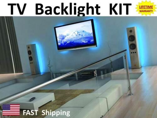"fits Vizio 37/"" 40/"" 42/"" 50/"" 52/"" 55/"" 60/"" LED /& LCD Flat Screen TV BACKLIGHTING"