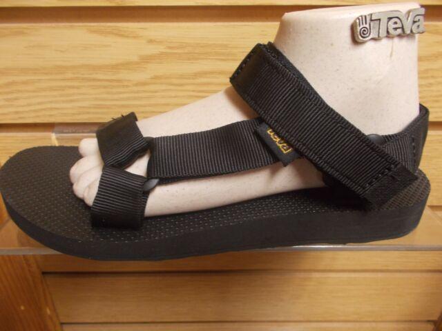 54d0f5928177 Teva Womens Original Universal Sandals 1003987 Black Size 9 for sale ...