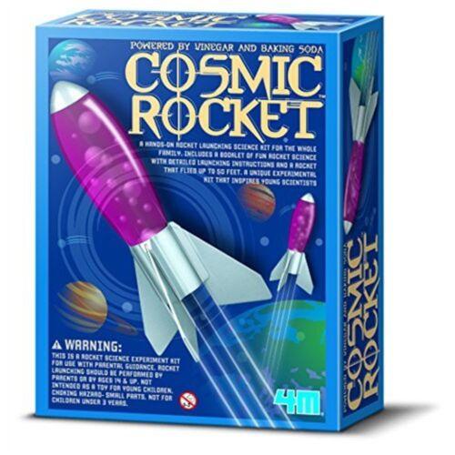 Science 4m Toy Kidz Labs Cosmic Rocket