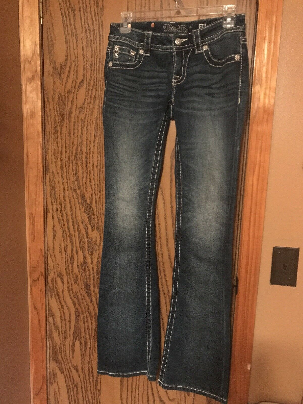 Miss me jeans 25 bootcut new