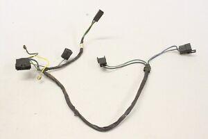 1970 1971 1972 Chevrolet Camaro Nova Chevelle AM Push Button Radio Wiring  Plugs   eBayeBay