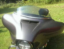 """Harley 6"""" Windshield Light Tint - / Electra Glide / Ultra Classic / 2014 - 17"""