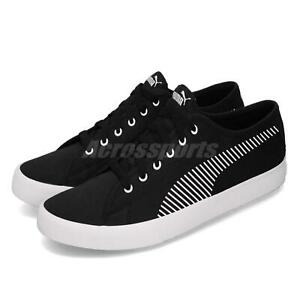 Bari Men Unisex Casual Sneakers Black Women Shoes White Gum Puma 8kwOPn0