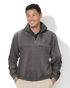 Sierra-Pacific-Quarter-Zip-Fleece-Pullover-3051-S-XL