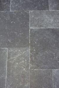 Naturstein Wand Boden Fliese schwarz Fliese Römischer Verband Marmor ...