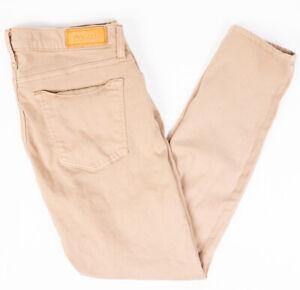 Big-Star-Skinny-Ankle-Womens-Pants-Khaki-Tan-Size-29-28