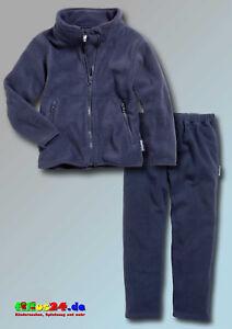 Playshoes-bambini-pile-giacca-e-pantaloni-lunghi-colore-MARINAIO-TAGLIE-80-140