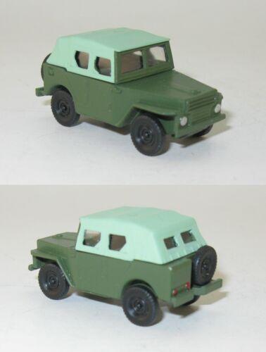 Horch P2M IFA P-2 Geländewagen 1953 Militär NVA DDR UdSSR 1:87 H0