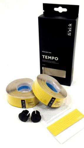 Yellow Fizik Tempo Classic Road Bike Bar Tape Microtex 2mm