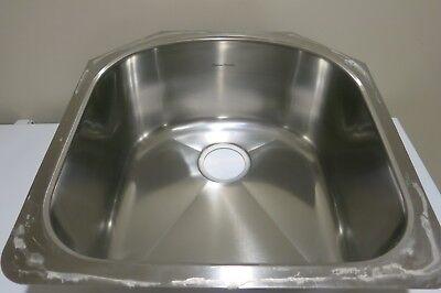 American Standard D Shape Reased Bottom Undermount Sink