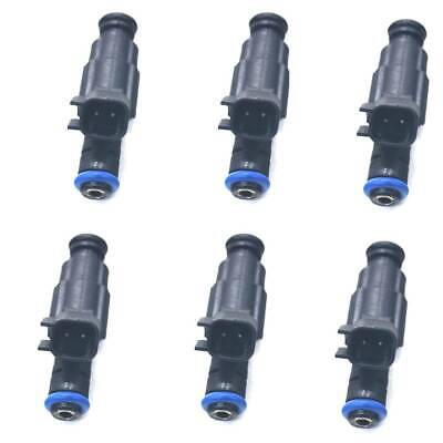 Fuel Injector 4-Hole 0280155784 for Jeep Grand Cherokee Wrangler 4.0L 99-04