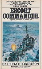 Escort Commander (Royal Navy in the Battle of the Atlantic, Cmdr. John Walker)