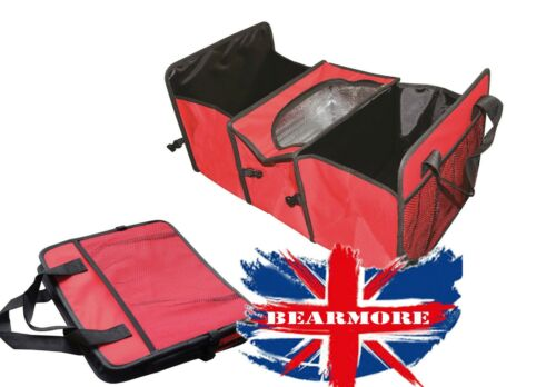 Collapsible Car Boot Organizer Foldable Shopping Picnic Tidy Storage Portable