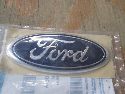 NEW OEM 2010-2013 Ford Transit Connect Rear Door Emblem NamePlate