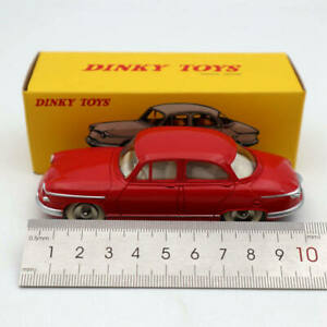 DeAgostini-1-43-Dinky-toys-547-PL-17-Panhard-Red-Diecast-Models-Limited-Edition
