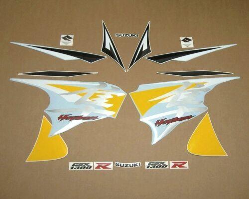 GSX-1300R Hayabusa 2013 complete decals stickers graphics kit set 1340 L3 Busa