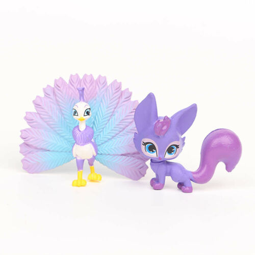 Shimmer und Shine Party Favors Set mit 12 Figuren Kinderspielzeug PVC Nick Jr