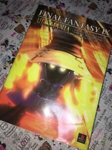 Final-Fantasy-IX-Ultimania-Square-Enix-RPG-GAME-GUIDE-BOOK